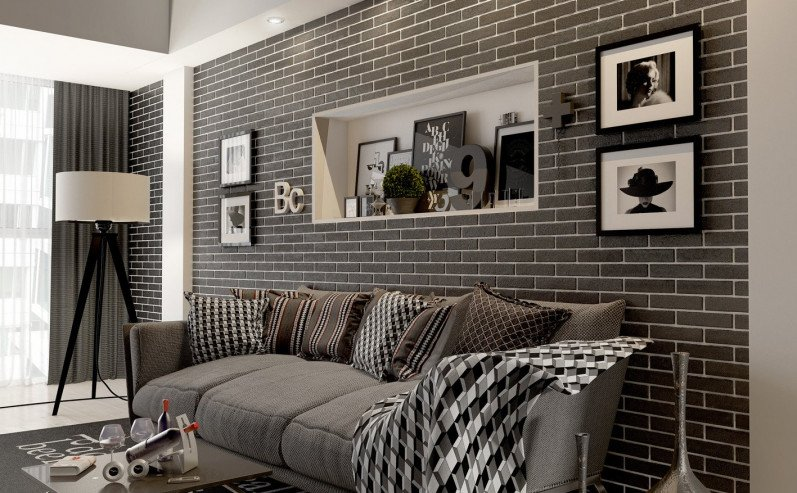 Голден Тайл Brickstyle