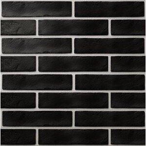 настенная плитка Голден Тайл The Strand черный 08С020