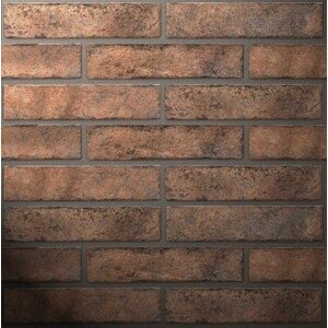 настенная плитка Голден Тайл Westminster оранжевый 24Р020
