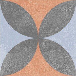 декор напольный Голден Тайл Ethno 18 mix Н8Б180