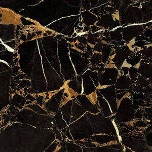 напольная плитка Голден Тайл Керамогранит Saint Laurent черный