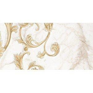 декор Голден Тайл Saint Laurent Decor №4 white
