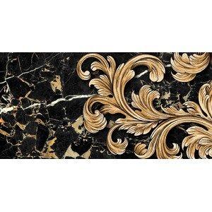 декор Голден Тайл Saint Laurent Decor №1 black