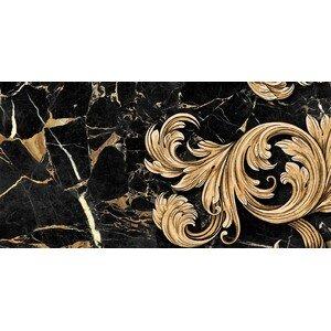 декор Голден Тайл Saint Laurent Decor №2 black