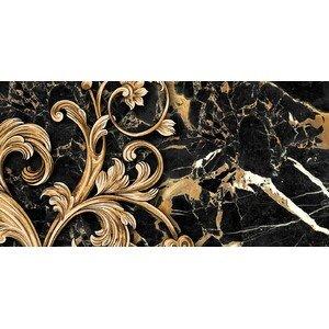 декор Голден Тайл Saint Laurent Decor №3 black
