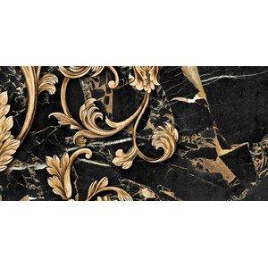 декор Голден Тайл Saint Laurent Decor №4 black